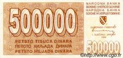 500000 Dinara BOSNIE HERZÉGOVINE  1994 P.032 NEUF