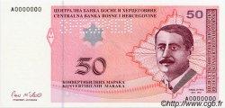 50 Convertible Maraka BOSNIE HERZÉGOVINE  1998 P.068s NEUF