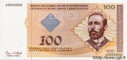 100 Convertible Maraka BOSNIE HERZÉGOVINE  1998 P.070s NEUF