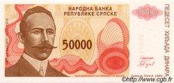 50000 Dinara BOSNIE HERZÉGOVINE  1993 P.150a NEUF