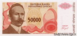 50000 Dinara BOSNIE HERZÉGOVINE  1993 P.150s NEUF