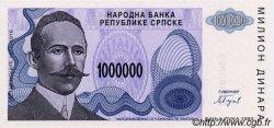 1000000 Dinara BOSNIE HERZÉGOVINE  1993 P.152s NEUF