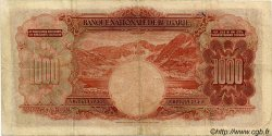 1000 Leva BULGARIE  1929 P.053a TB