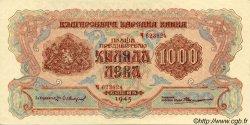 1000 Leva BULGARIE  1945 P.072a SPL+