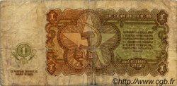 1 Lev BULGARIE  1951 P.080a B