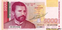 5000 Leva BULGARIE  1997 P.111 pr.NEUF