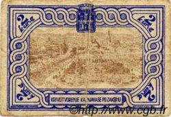2 Kune CROATIE  1942 P.00 TB