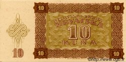 10 Kuna CROATIE  1941 P.05 NEUF