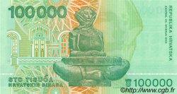 100000 Dinara CROATIE  1993 P.27a pr.NEUF