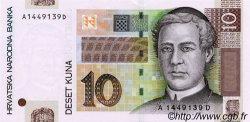 10 Kuna CROATIE  2001 P.38a NEUF