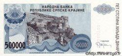 500 000 Dinara CROATIE  1994 P.R32a