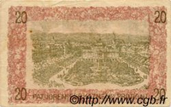 20 Filira CROATIE  1919 P.-- TTB