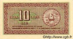 10 Lire YOUGOSLAVIE Fiume 1945 P.R03 pr.NEUF