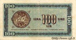 100 Lire CROATIE  1945 P.R06a TTB+