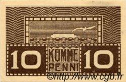 10 Penni ESTONIE  1919 P.40b TTB+