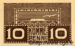 10 Penni ESTONIE  1919 P.40b SPL+