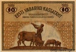 10 Marka ESTONIE  1919 P.46c SUP