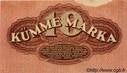 10 Marka ESTONIE  1922 P.53a TTB