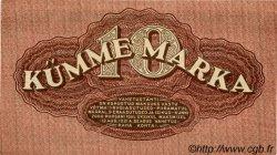 10 Marka ESTONIE  1922 P.53a SUP