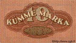10 Marka ESTONIE  1922 P.53b pr.NEUF