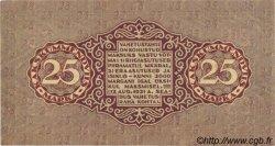25 Marka ESTONIE  1922 P.54b SPL