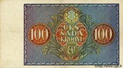 100 Krooni ESTONIE  1935 P.66a TTB+