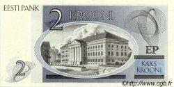 2 Krooni ESTONIE  1992 P.70a SUP