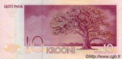 10 Krooni ESTONIE  1991 P.72a SUP+
