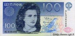 100 Krooni ESTONIE  1992 P.74b SUP+