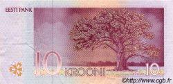 10 Krooni ESTONIE  1994 P.77a TTB+
