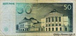 50 Krooni ESTONIE  1994 P.78a TB