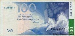 100 Krooni ESTONIE  1999 P.82a TTB