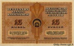 25 Rubli LETTONIE  1919 P.05h SPL+