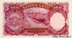 100 Latu LETTONIE  1939 P.22a pr.NEUF