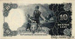 10 Latu LETTONIE  1939 P.29d pr.SUP