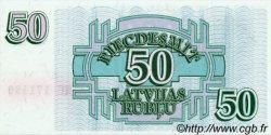 50 Rublu LETTONIE  1992 P.40 NEUF