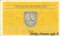 0,20 Talonas LITUANIE  1991 P.30 SUP