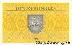 0,50 Talonas LITUANIE  1991 P.31x1 NEUF