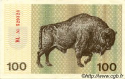 100 Talonas LITUANIE  1991 P.38b SUP