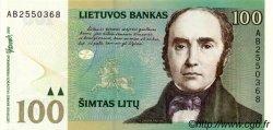 100 Litu LITUANIE  2000 P.62 NEUF