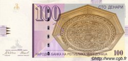100 Denari MACÉDOINE  1996 P.16a NEUF