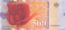 500 Denari MACÉDOINE  1996 P.17a pr.NEUF
