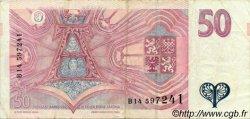50 Korun RÉPUBLIQUE TCHÈQUE  1994 P.11 TTB