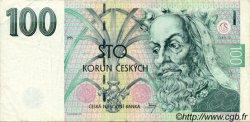 100 Korun RÉPUBLIQUE TCHÈQUE  1995 P.12 pr.TTB