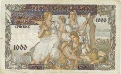 1000 Dinara SERBIE  1941 P.24 pr.TTB