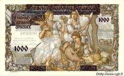 1000 Dinara SERBIE  1941 P.24 pr.NEUF