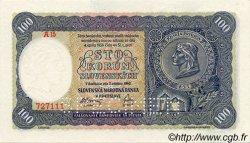 100 Korun SLOVAQUIE  1940 P.10s NEUF