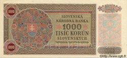 1000 Korun SLOVAQUIE  1940 P.13s pr.NEUF