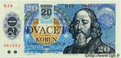 20 Korun SLOVAQUIE  1993 P.15 NEUF