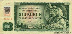 100 Korun SLOVAQUIE  1993 P.17 pr.TTB